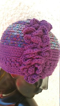 Winter Hats, Beanie, Vintage, Etsy, Fashion, Tricot, Moda, Fashion Styles, Beanies