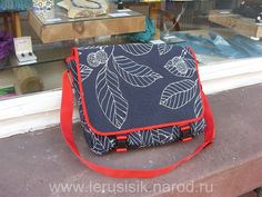 Laptop bag by lerusisik, via Flickr