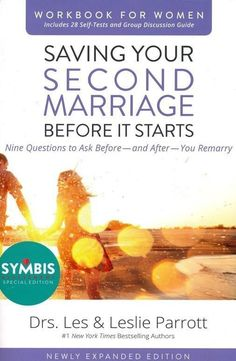 Saving Your Second Marriage Before It Starts Workbook for Women, Revised