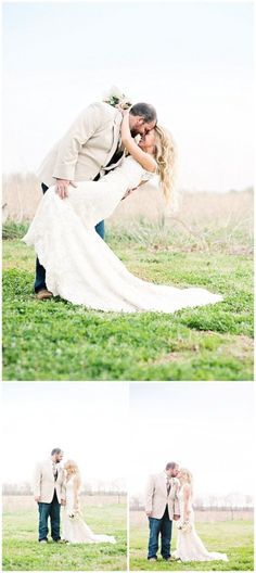 Beautiful Country Wedding in Arkansas | Simply Bliss Photography
