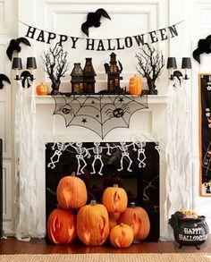 festive Halloween decor http://rstyle.me/n/p4nn9r9te