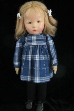 Käthe Kruse Puppe, Hampelchen 30er/40er Jahre | eBay