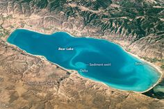 Bear Lake, Utah/Idaho