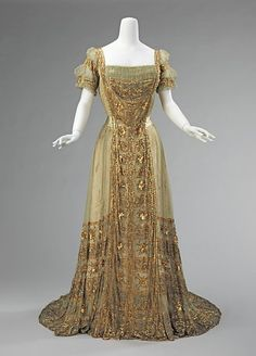 1910 Ball Gown