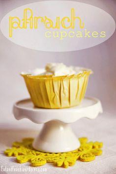 Pfirsich Cupcakes