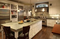 traditional kitchen - Chicago - Becker Architects Limited via houzz