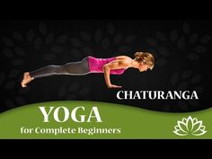 Take a breather and catch up with my video CHATURANGA - Yoga for Complete Beginners! Stretch, Flexibility, Weight Loss https://youtube.com/watch?v=BHFiUqoTN3I