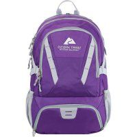 Get #Ozark Trail Choteau Day Pack Hydration Compatible with 35L Capacity (Purple/Grey) for only  $10.97 + Free In-Store Pickup!