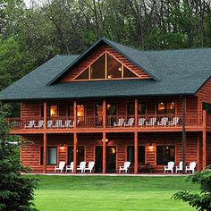 Lanesboro, Minnesota: Cedar Valley Resort