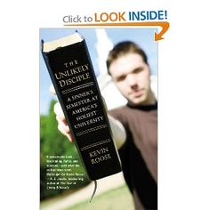 such a great book from the perspective of a non-Christian looking in. warning: don't read if you are easily offended.