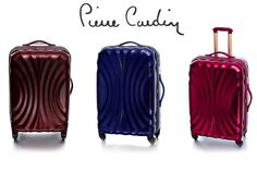 Pierre cardin luggages