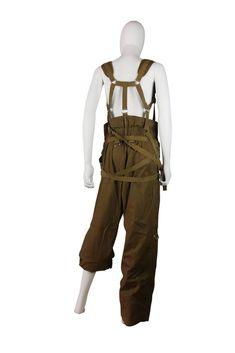 Junya Watanabe Runway jumpsuit bondage from spring summer 2002 Size US 26 / EU 42 - 4