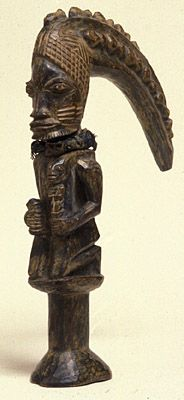 Eshu-Elegba is, to me, one of the most fascinating gods in Yoruba culture. He is depicted usually as a ritual sculpture and he confirms tha. Saint Anthony Of Padua, Gemini And Virgo, African Sculptures, African Artists, Art Thou, Man And Dog, Orisha, Greek Gods, St Michael