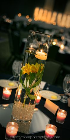 #weddings #flowers #centerpieces