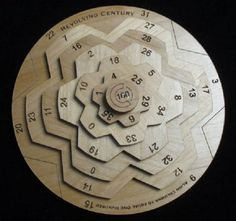 Revolving Century II - Escape Room Waiting Room Puzzles