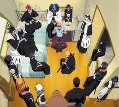Bleach Anime Funny, Bleach Anime Art, Bleach Fanart, Funny Anime Pics, Bleach Manga, Bleach Characters, Anime Characters, Kon Bleach, Bleach Meme