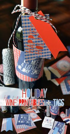 Perfect holiday gift for teachers, friends, family and neighbors via Party Box Design