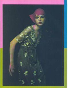 Paolo Roversi ~ Vogue Italia, 1999