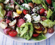 Vegan Nicoise Salad. This looks...amazing.