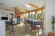 Oak Framed Extension Interior 1