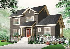Plan de maison no. W2779-V3 de dessinsdrummond.com