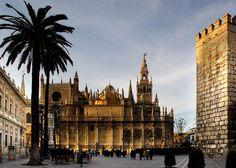Preciosa instantánea de la #Catedral de #Sevilla
