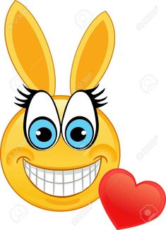 Cartoon Kiss, Cute Cartoon, Smiley T Shirt, Smiley Emoticon, Easter Bunny Pictures, Naughty Emoji, Emoji Love, Emoji Pictures, Funny Caricatures