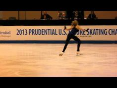 Gracie Gold FS Nationals practice 01-22-2013