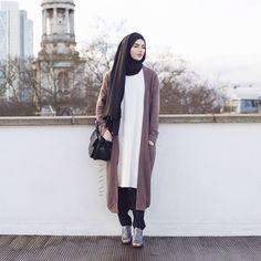 la simplicité fait la beauté #hijab #style