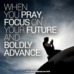 BLOG: What do you focus on during prayer?
