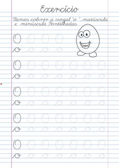 Cursive Writing Worksheets, Kids Math Worksheets, Preschool Printables, Preschool Learning, Teaching Kids, Folder Games, File Folder, Cursive Handwriting, Tracing Letters