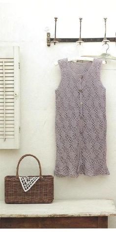 #ClippedOnIssuu from Crochet Tunic & Bolero & Vest