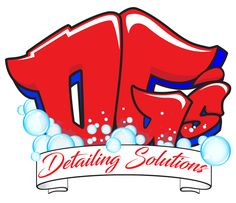 Logo design for DG's Detailing Solutions. Collaboration with Infinite Art tattoo artist, Tony Touch.