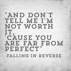 -Just Like You by Falling In Reverse