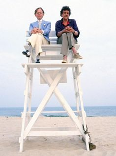 Tom Wolfe and Kurt Vonnegut