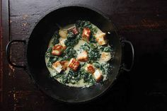 A Mouthwatering SAAG PANEER | 29 Vegetarian Classics You Should Learn How To Cook