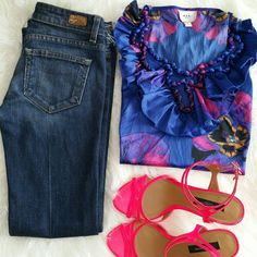 """SalePAIGE """"Laurel Canyon"""" Premium Denim Paige Laurel Canyon Premium Denim Inseam 28"""" some wear on bottom as seen in Picture Paige Jeans Jeans"""