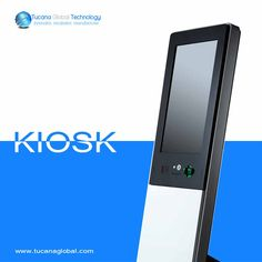 #Kiosks can handle #customer #inquiries and gives #full #satisfaction to the #customers. #TucanaGlobalTechnology #Manufacturer #Hongkong