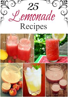 Lemonade Recipes | R