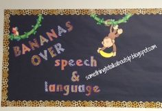 Something To Talk About...: Speech and Language Bulletin Boards Gone Wild!