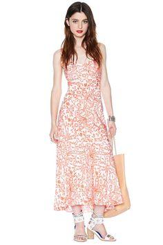 Diane Von Furstenberg Never-Ending Summer Dress