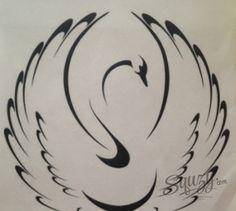 Мастер-класс по точечной росписи: Картина Царевна-лебедь.