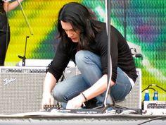 #Placebo #BrianMolko soundwave 2014