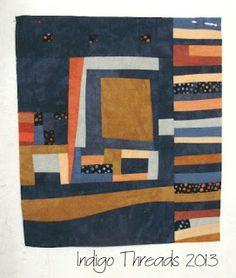 Indigo Threads: Gwen Marston