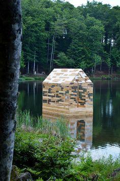 cabane | Détails d'Architecture