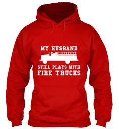 Limited Edition Shirts for the Fire Wife