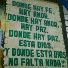 Maravilloso mensaje, wonderful message