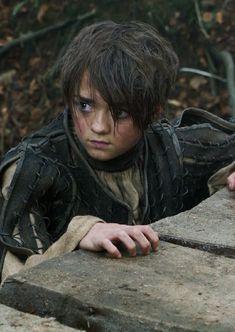 Maisie Williams stars as Arya Stark of House Stark in Game of Thrones (HBO Winter Is Comming, Winter Is Here, Jaime Lannister, Cersei Lannister, Daenerys Targaryen, American Horror Story Movie, Carl The Walking Dead, Game Of Thrones Arya, Game Of Thrones Characters