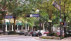 Beautiful Greenville, SC!