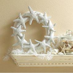 DIY beach crafts | DIY precious craft ideas!! / Coastal and Beach Wreaths